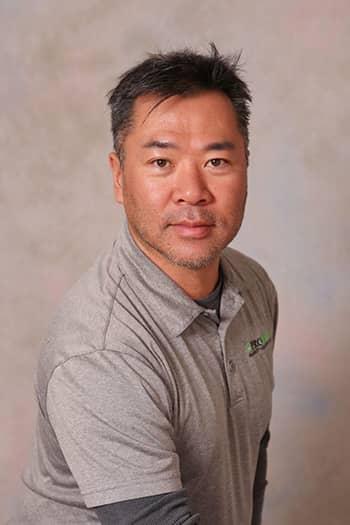 Alex Choe portrait
