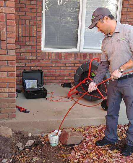 Sewer Line & Home Inspections in Windsor, CO